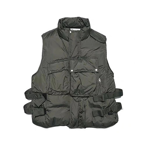 """ATTEMPT AW19 """"MILITARY"""" DOWN VEST"""