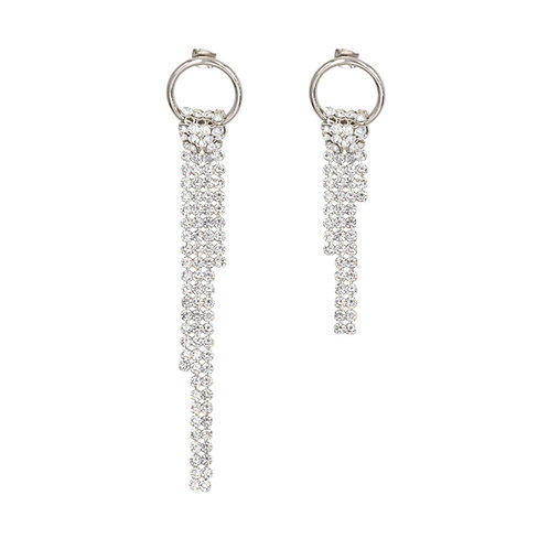 JUSTINE CLENQUET Shanon Earrings