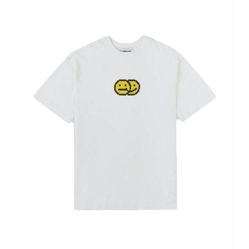 ANN ANDELMAN Smiley Face T Shirt