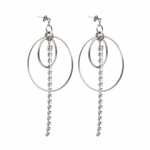 JUSTINE CLENQUET Cooper Earrings