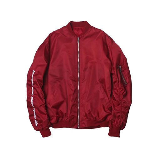 HYPOCRITE COSMOC LOGO 2ND ANNIVERSARY LIMITED BOMBER JACKET