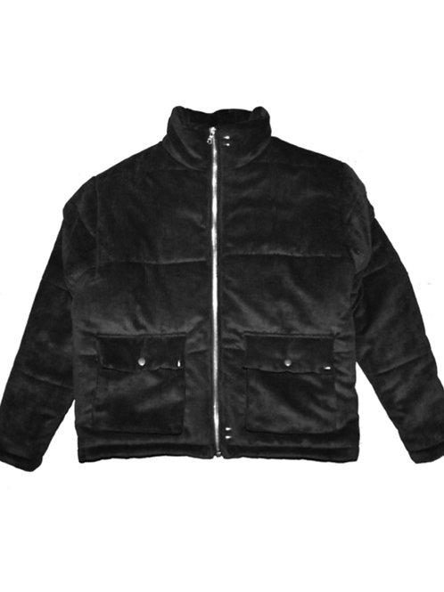 ASKYURSELF Corduroy Puffer Jacket
