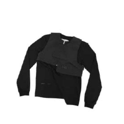 HELIOT EMIL Longsleeve W. Zipped Vest
