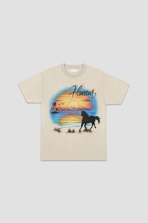 FLANEUR HOMME Sunset T Shirt