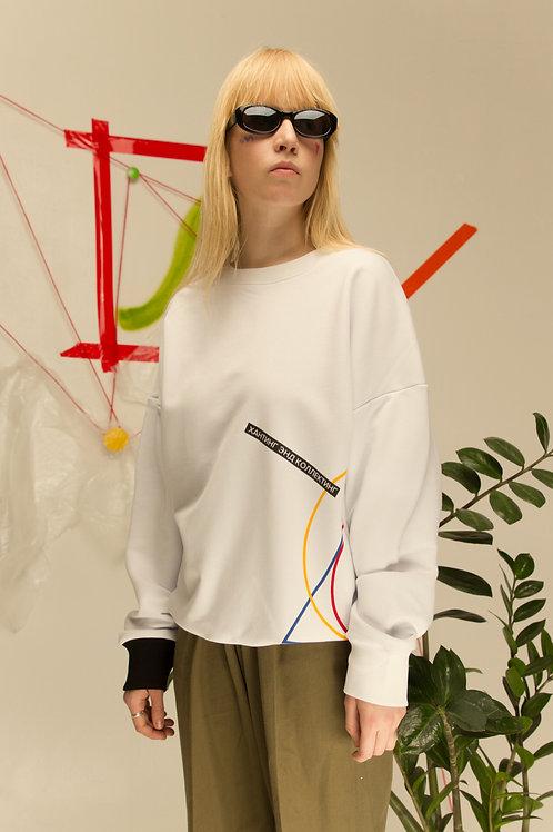 E404 X H&C Collaboration Sweatshirt III