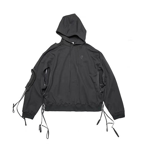 ATTEMPT AW19 DRAW CORD FLEECE