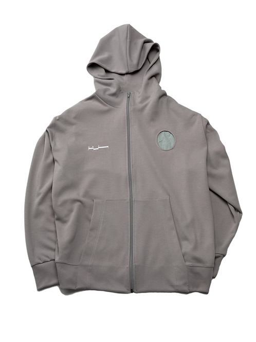 NDC HOLE POINT ZIP HOODIE