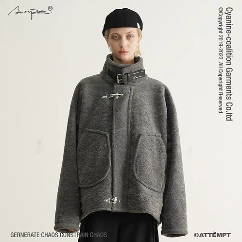 """ATTEMPT AW19 """"COMPOSITE FABRIC"""" OUTERWEAR"""