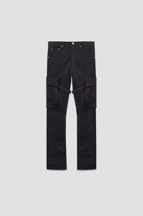 FLANEUR HOMME Strap Cargo Pants
