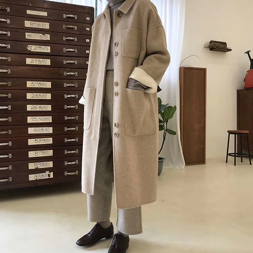 ISM of ITEM Chest Pocket Work Coat
