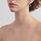 Thumbnail: JUSTINE CLENQUET Tatum gold earring