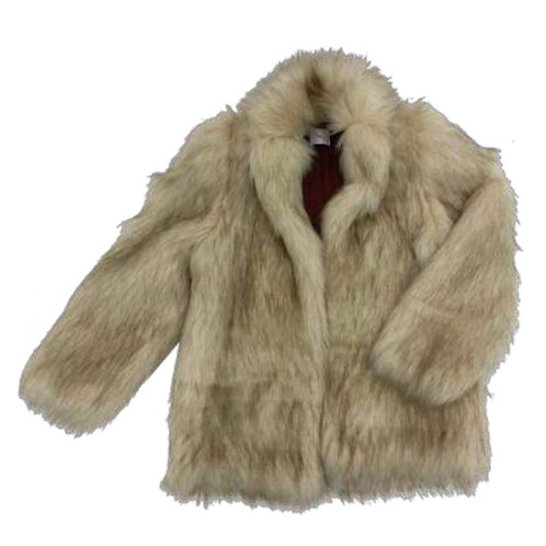 SUGI Bulky Artificial Fur Coat