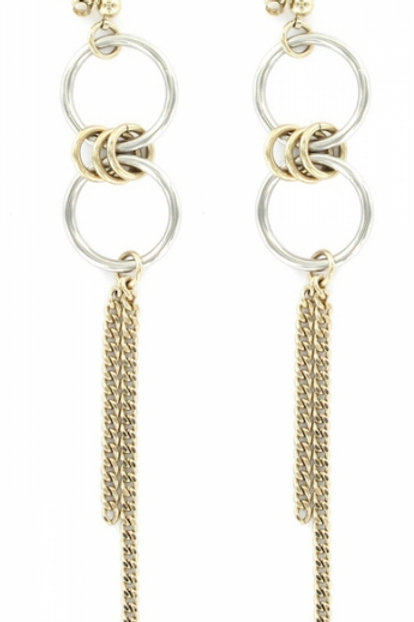 JUSTINE CLENQUET Amy Earrings