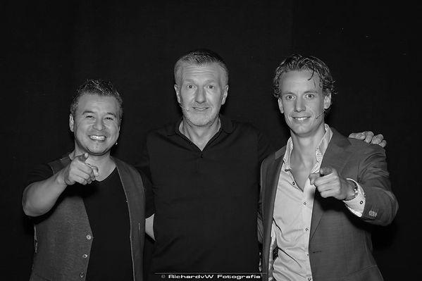 Healthy Life 2018 met Michael en Richard