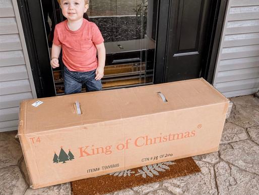 King Of Christmas!