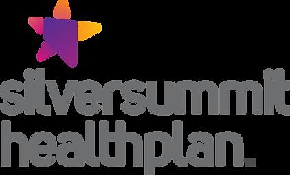 Lead sponsor Logo - SilverSummit Healthp
