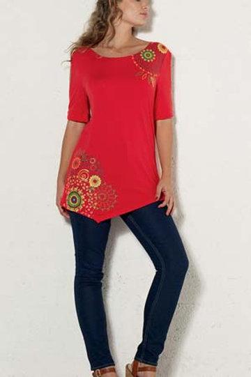 Camiseta Túnica