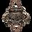 Thumbnail: BOLSO DOS ASAS CON BANDOLERA UNIVERSE SPACE 31702-01-114UNC