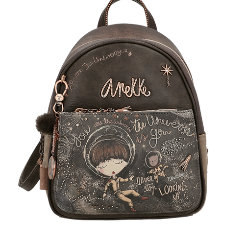 MOCHILA BACKPACK ANEKKE UNIVERSE SPACE 31702-05-071UNC