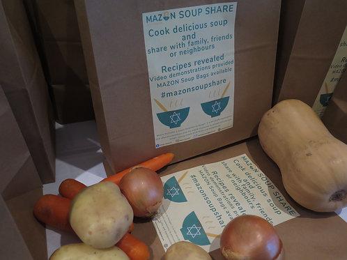 Twelve Soup Bags