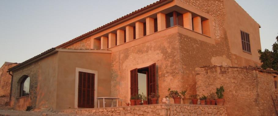West façade