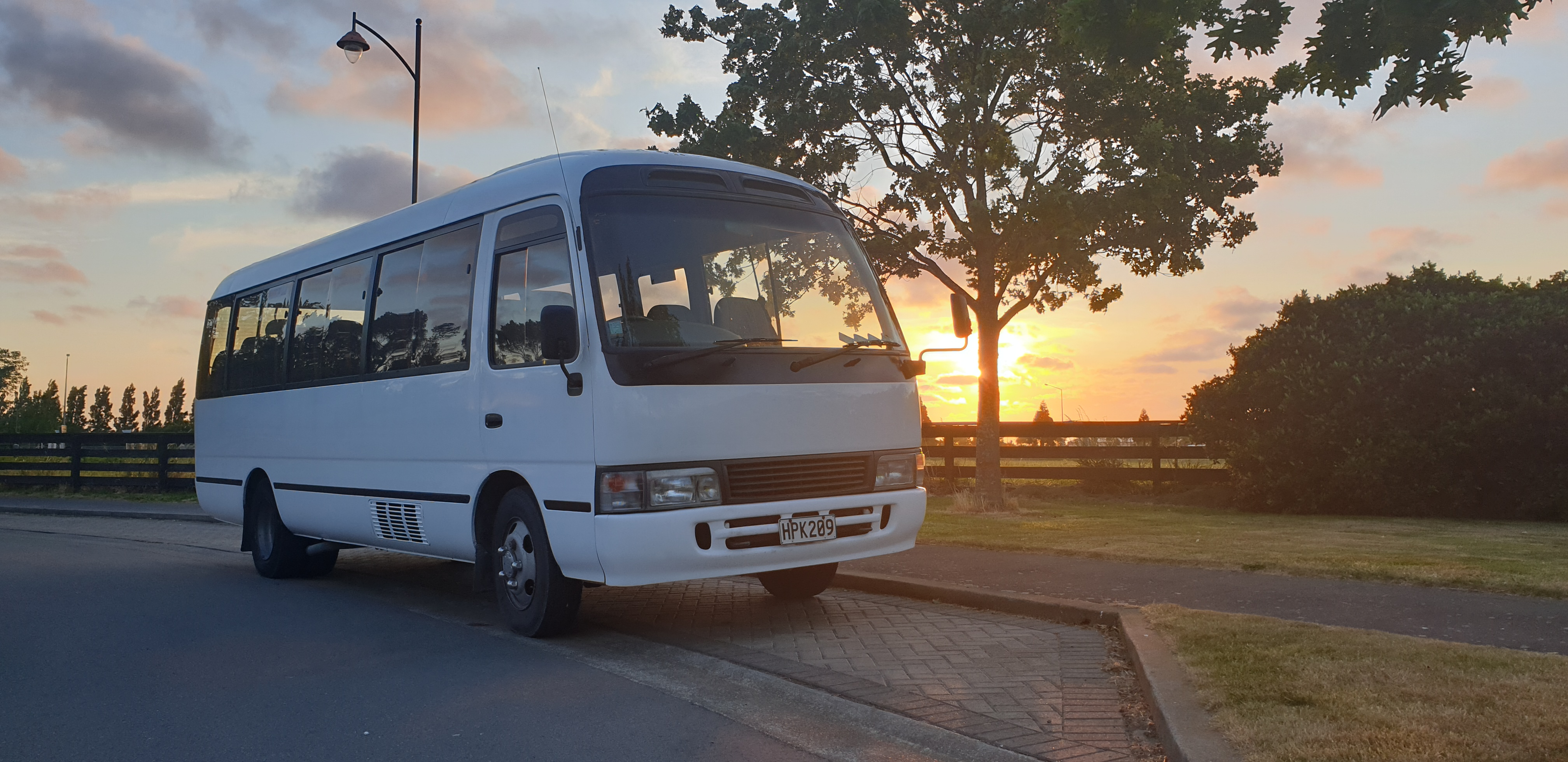 19 Seater Mini Bus