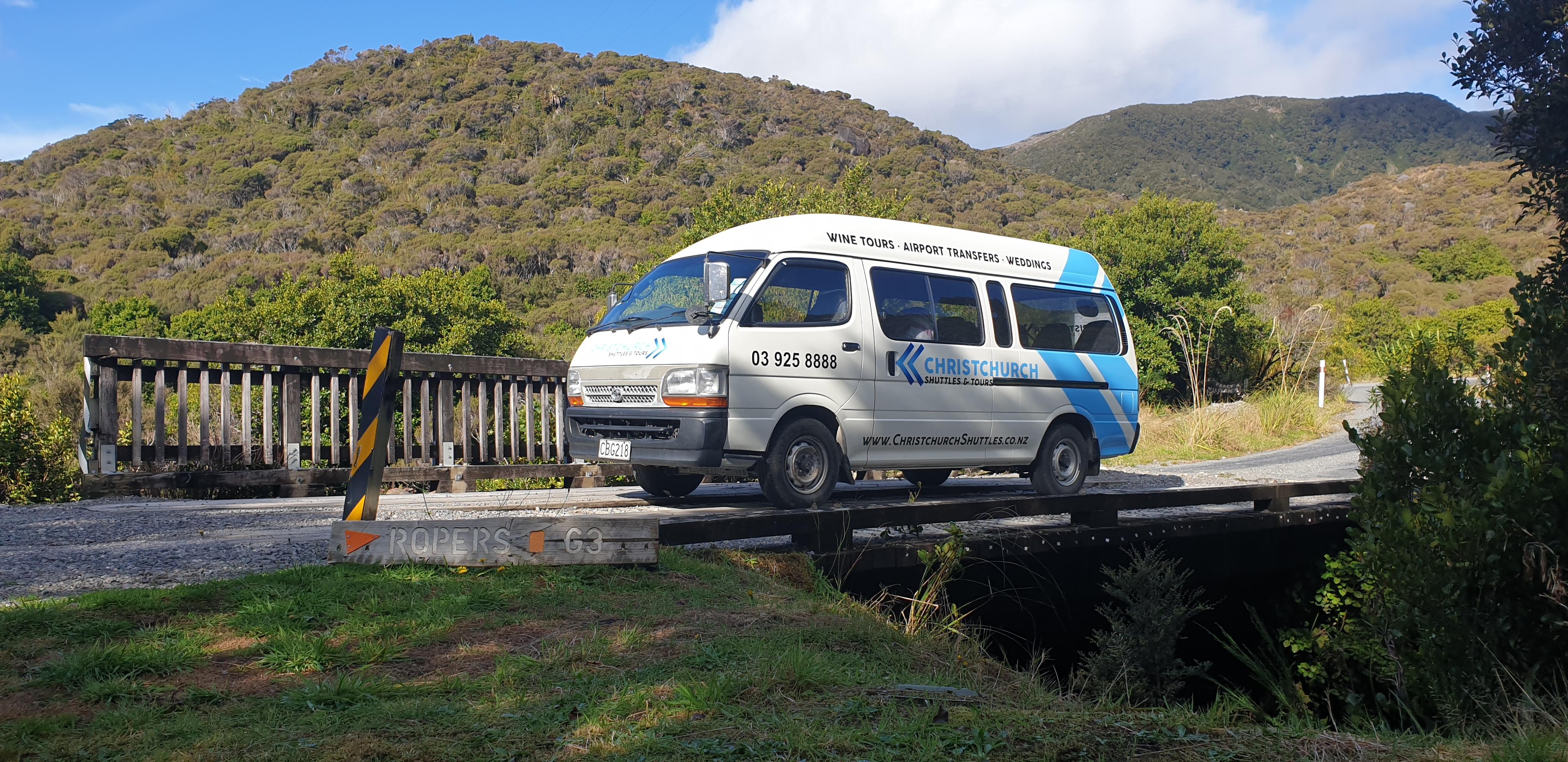 Christchurch Shuttles