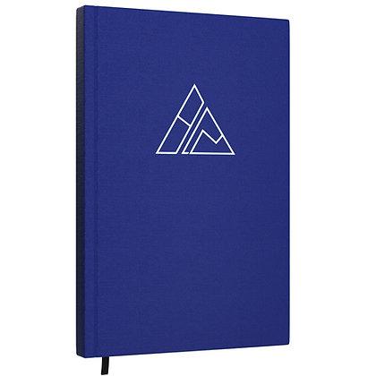 Self-Mastery Journal | Ocean Blue