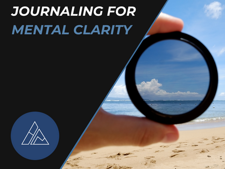 How Journaling Helps With Mental Clarity