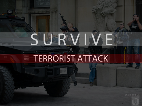 How to Survive a Terrorist Attack