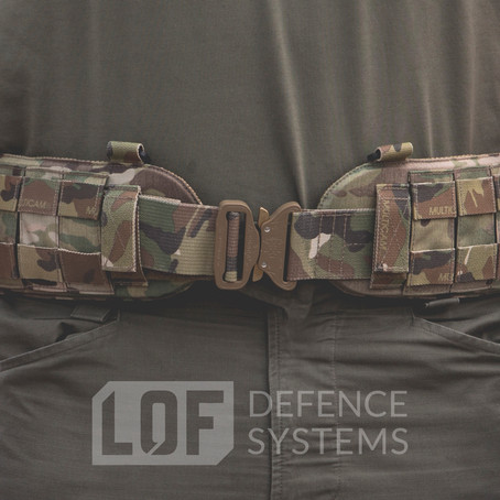 Triple Belt System by Line of Fire