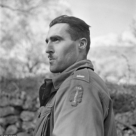 Canadian War Hero: Lt. J. Kostelec