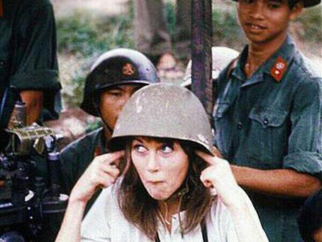 """Hanoi"" Jane Fonda"