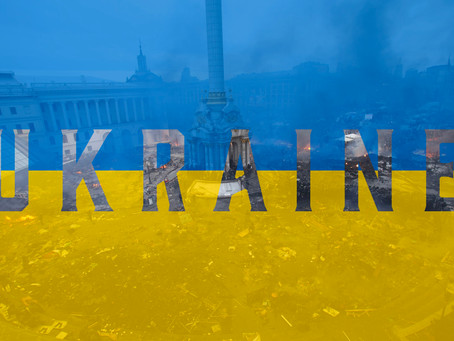 UKRAINE: the next Sudetenland
