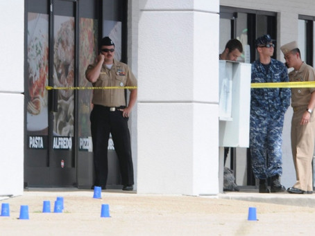 5 DEAD: ISIS attack in Chattanooga