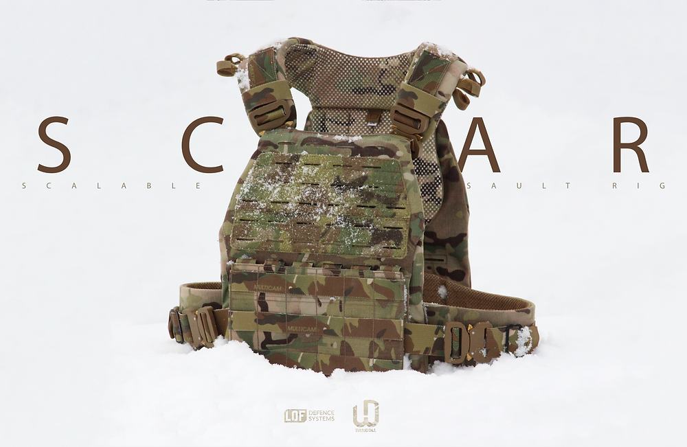 Scalable Combat Assault Rig