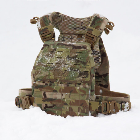 LINE OF FIRE DEFENCE, S.C.A.R. Plate Carrier