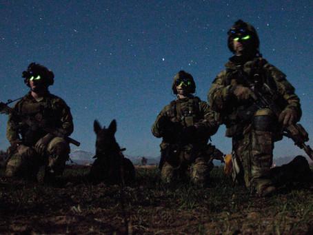 Warrior Profile // 75th Ranger Brad Freel
