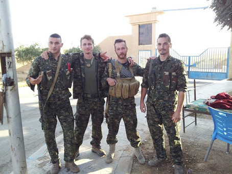 John Gallagher: Why the War in Kurdistan Matters