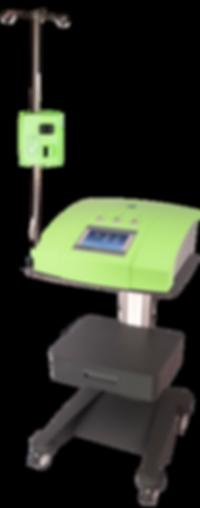 Equipamento de Ozonoterapia