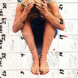 In Distress - calendar girl
