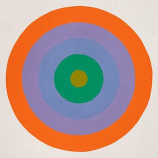 Bullseye with Similar Values