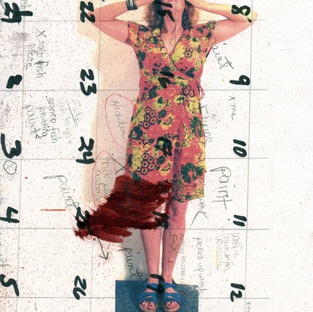 See No Evil - calendar girl