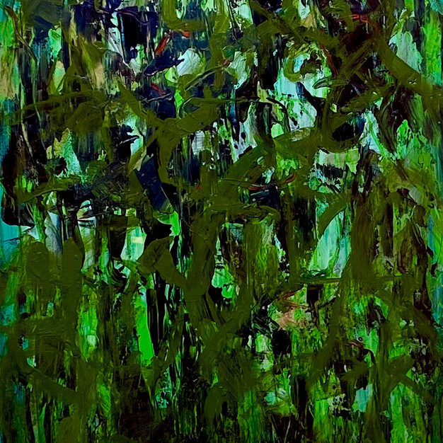 Looking Through Green