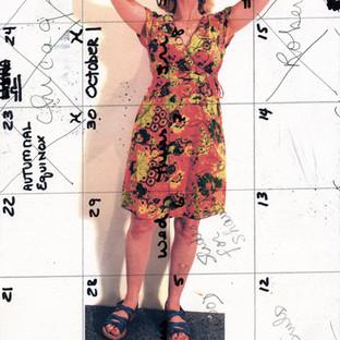 Hear No Evil - calendar girl