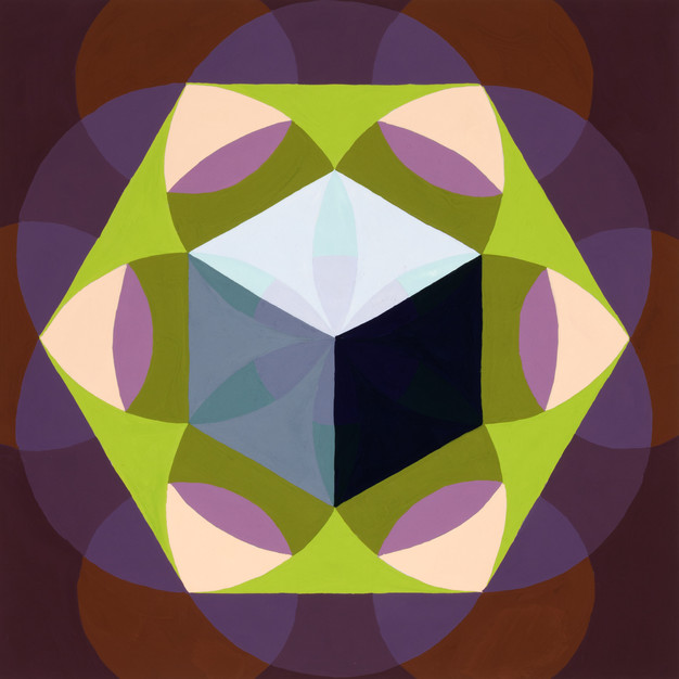 Sacral Chakra with Cube