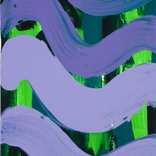Purple Weaves 1