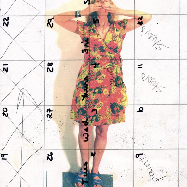 Speak No Evil - calendar girl