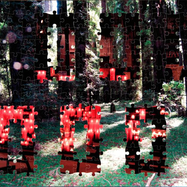 Redwoods Barcelona - diptych