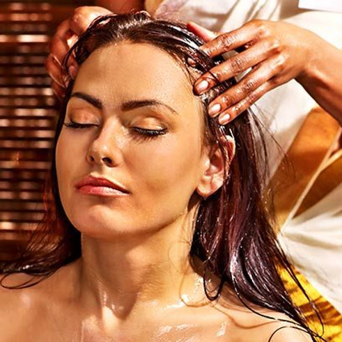 Massage spécialisé tête-visage-nuque
